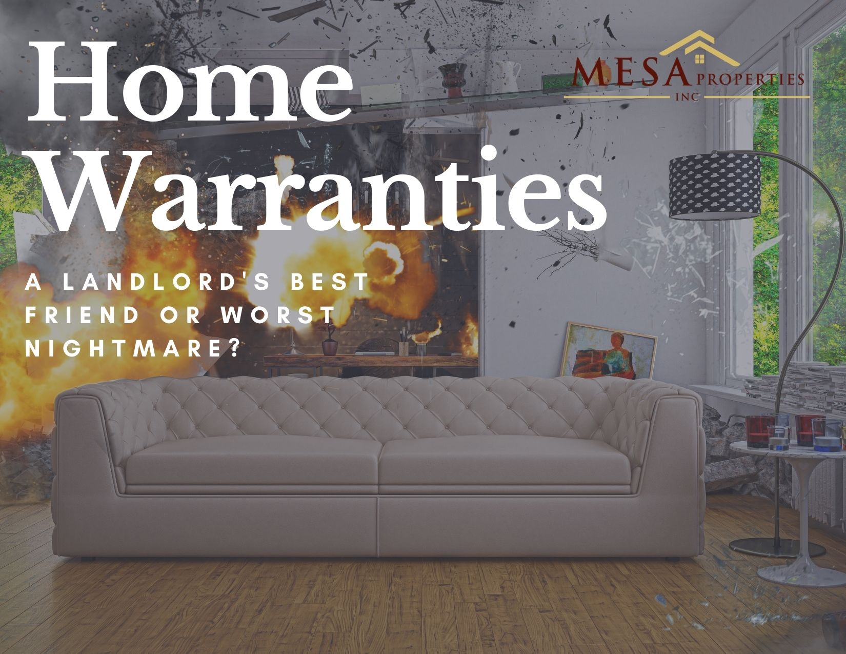 Home Warranties - A Landlord's Best Friend Or Worst Nightmare?